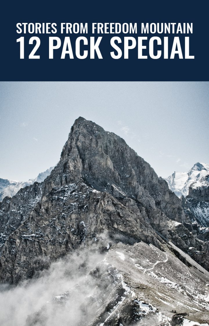Michael Talbot Kelly Stories from Freedom Mountain Full Pack