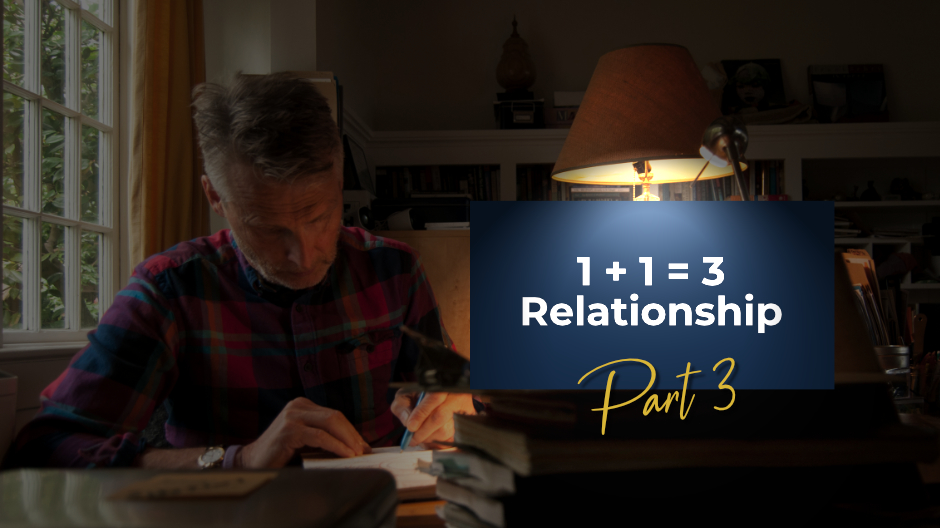 Relationship where one plus one equals three article